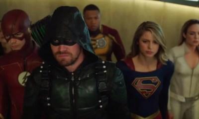 The Flash, Arrow e Supergirl se encontram em crossover Crise na Terra-X