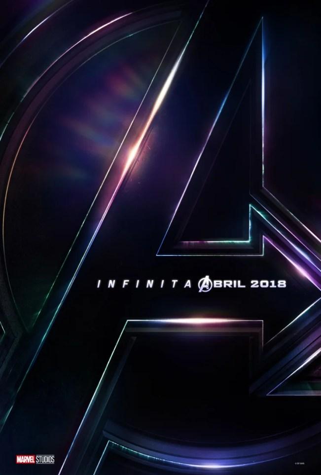 Confira o primeiro teaser trailer de Vingadores: Guerra Infinita