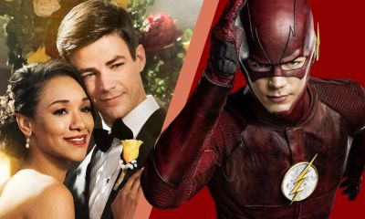 Novo poster de The Flash mostra o casamento de Barry e Iris. Confira!