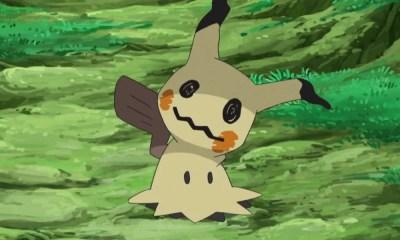 Mimikyu terá novo Z-Move em Pokémon Ultra Sun e Ultra Moon