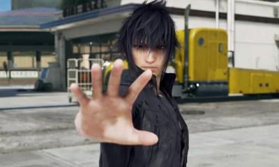 Noctis, de Final Fantasy XV, estará disponível em Tekken 7