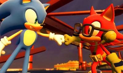 Sonic Forces recebe trailer de lançamento com cenas inéditas