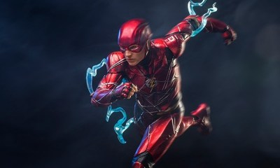 Iron Studios lança figure surpreendente do The Flash de Liga da Justiça