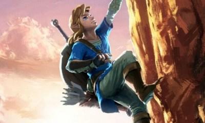 Zelda: Breath of the Wild ganha prêmio de Melhor Jogo do Ano
