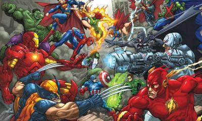 Análogos, Cópias e Recauchutagens entre Marvel e DC