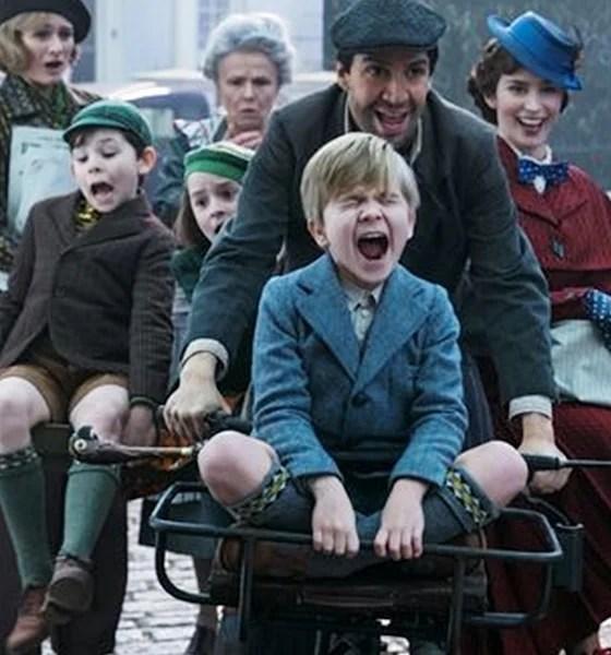 Mary Poppins Returns tem nova foto divulgada. Veja!