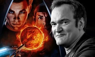 Vai ter sangue! | Tarantino pode dirigir futuro projeto de Star Trek