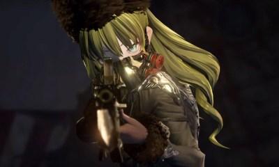Code Vein recebe trailer incrível com cenas em anime. Confira!