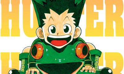 Novo volume do mangá Hunter x Hunter será lançado em fevereiro