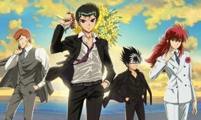 Yu Yu Hakusho ganhará anime especial de aniversário