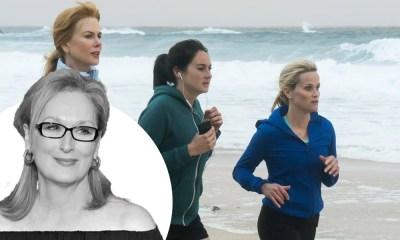 Meryl Streep entra para o elenco da segunda temporada de Big Little Lies
