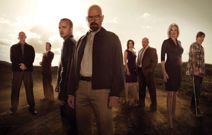 La Casa de Papel e o 'efeito' Breaking Bad
