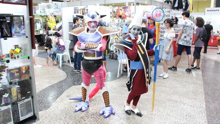 Fomos ao Anime Dreams Celebration. Confira o que rolou por lá!