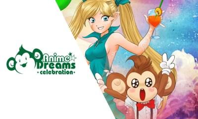 Anime Dreams está de volta!   Confira a programação do evento