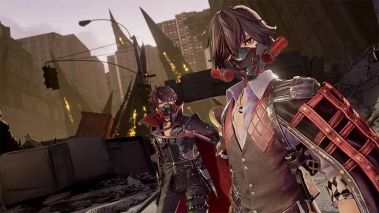 Novos personagens de Code Vein são revelados em imagens do game