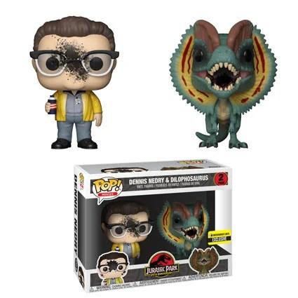 Jurassic Park ganha vídeo e nova linha Funko POP! em comemoração aos 25 anos da franquia
