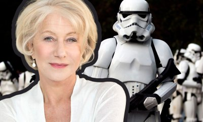 Atriz Helen Mirren faz crítica interessante à saga Star Wars