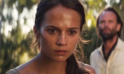 Segundo trailer oficial de Tomb Raider: A Origem é revelado e mostra cenas inéditas
