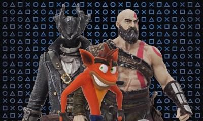 PlayStation apresenta linha de figuras colecionáveis Totaku Collection