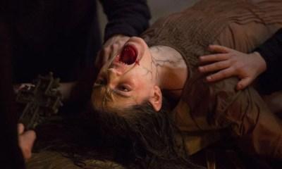 Dos criadores de Invocação do Mal, confira o trailer de Exorcismos e Demônios