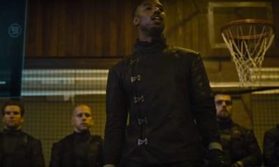 Michael B. Jordan, de Pantera Negra, estrela adaptação de Fahrenheit 451, telefilme da HBO. Confira o trailer
