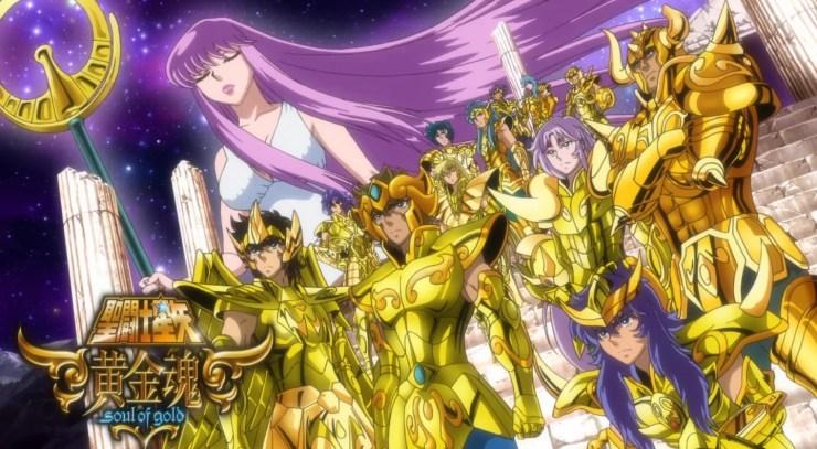 5 motivos para ver Saint Seiya: Soul of Gold