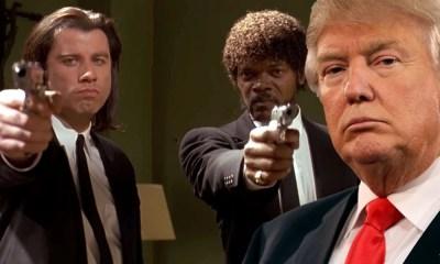 Donald Trump atribui à filmes responsabilidade por violência e sugere classificação indicativa