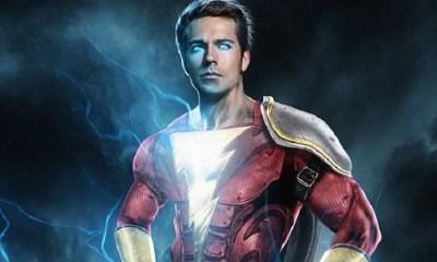 Shazam!   Zachary Levi posta primeira foto caracterizado como o herói