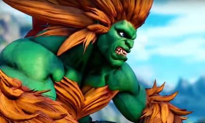 Blanka retorna em DLC para Street Fighter V. Confira o trailer