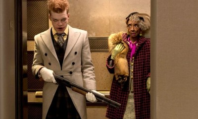 Confira novas fotos de Jerome em seu retorno à Gotham