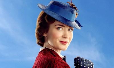 O Retorno de Mary Poppins ganha primeiro teaser trailer
