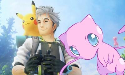 Agora é oficial! Mew aparecerá em breve em Pokémon GO