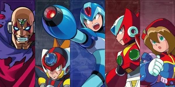 Mega Man X Legacy Collection será lançado para PS4, Xbox One, Switch e PC. Saiba mais