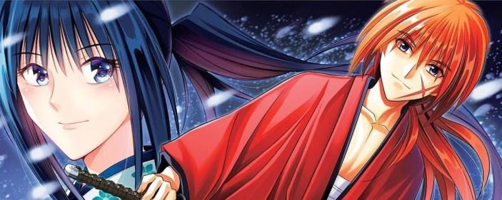 Mangá Samurai X sai do hiato e retorna em junho. Saiba mais