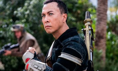 Donnie Yen é confirmado no elenco do live-action de Mulan