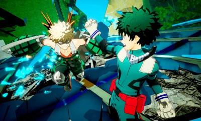 My Hero Academia | My Hero One's Justice recebe trailer oficial
