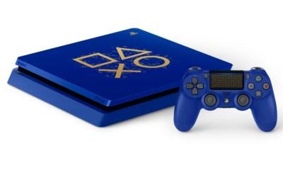 Days of Play | PlayStation 4 ganha edição comemorativa azul. Confira!