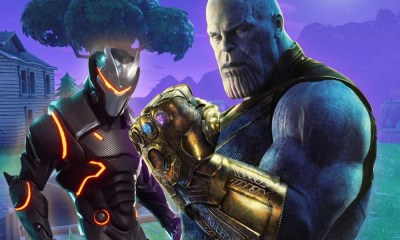 Fortnite | Thanos invade game battle royale em evento inédito