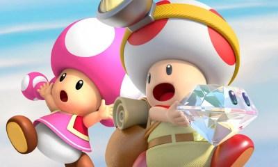 Captain Toad: Treasure Tracker para Switch e 3DS ganha novo trailer
