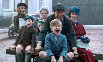 O Retorno de Mary Poppins terá 20 minutos de animação 2D