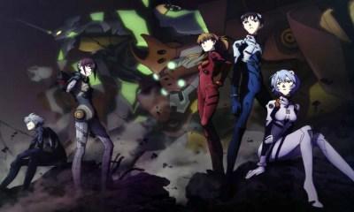 Rebuild of Evangelion   Estúdio recruta membros para a produção do 4º e último filme