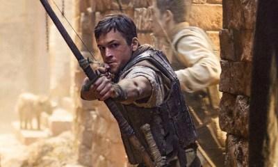 Robin Hood | Novo filme com Taron Egerton ganha teaser oficial