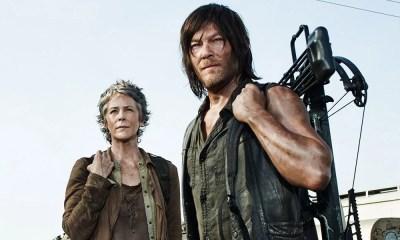 The Walking Dead | Romance entre Carol e Daryl pode surgir na 9ª temporada