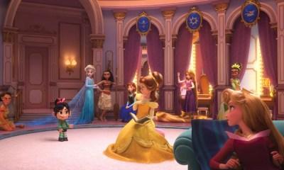 WiFi Ralph | Disney divulga primeira imagem de todas as princesas reunidas