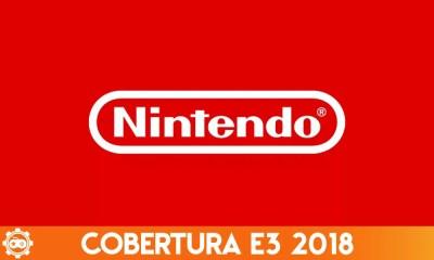 Cobertura E3 2018 | Confira os destaques da conferência da Nintendo