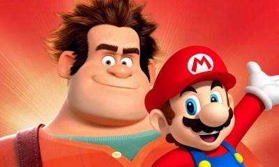 WiFi Ralph | Mario poderá aparecer no novo filme da Disney
