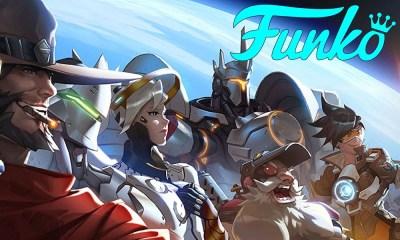 Funko Pop! | Nova linha de colecionáveis Overwatch é anunciada
