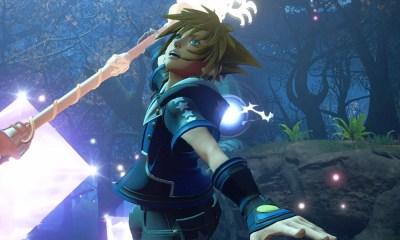 Square Enix adia Kingdom Hearts III para o início de 2019