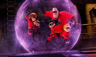 Os Incríveis 2: Disney alerta para risco de convulsões durante o filme