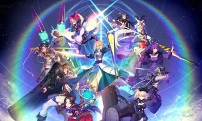 Fate/Grand Order ganhará série anime prevista para 2019